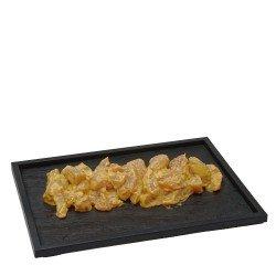 Emincé de poulet au safran...