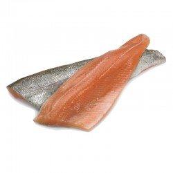 Filet de truite saumonné à...