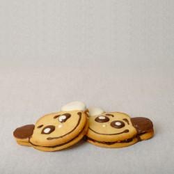 Biscuits Fourrés Visage - 2...