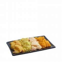 Fondue Bressane poulet panée
