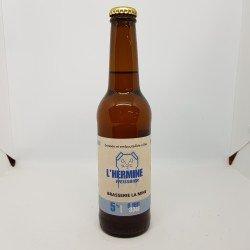 L'Hermine bière blanche...