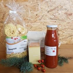 Pack Cadeau Spaghetti Sauce...