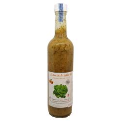 Sauce à salade douceur abricot