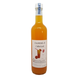 Cocktail à l'abricot