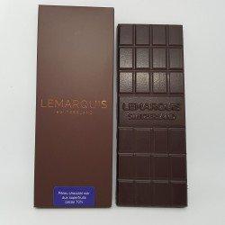 BIO - Tablette chocolat noir