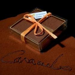 Boîte de 16 caramels aux...