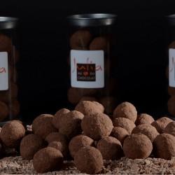 Pépites de cacahuètes enrobées