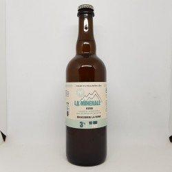La Minérale - Bière artisanale