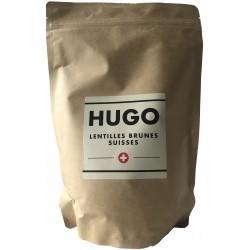 Lentilles brunes HUGO - 1 kg