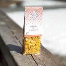 Calendula - Fleurs comestibles