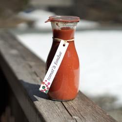 Tomat'à fondue
