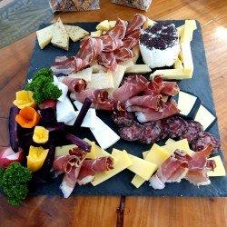 Plateau mixte viandes/fromage