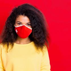 Masque de protection Suisse...
