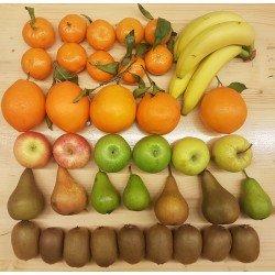Panier de fruits de saison...