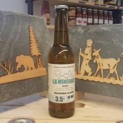 """Bière """"La Minérale"""""""