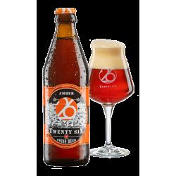 """Bière """"Ambrée"""" Twenty Six"""