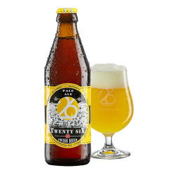 "Bière ""Pale Ale"" Twenty Six"