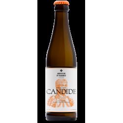 """Bière """"Candide"""" blanche"""