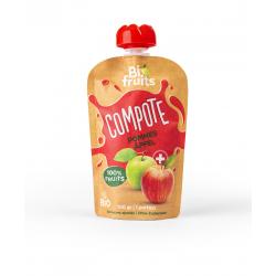 BIO - Compote Pommes