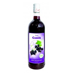 Sirop pur jus cassis
