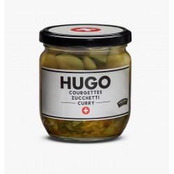 Courgettes au Curry HUGO